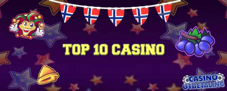 top 10 casino utbetaling