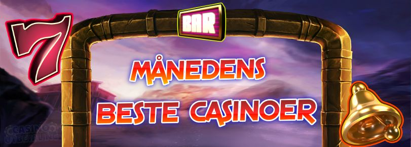 beste casinosider online denne måneden